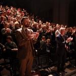 ,Standing ovation' po spektaklu ,,Lukrecja